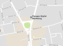 Directions to Paragon Digital's Office in Keene, NH